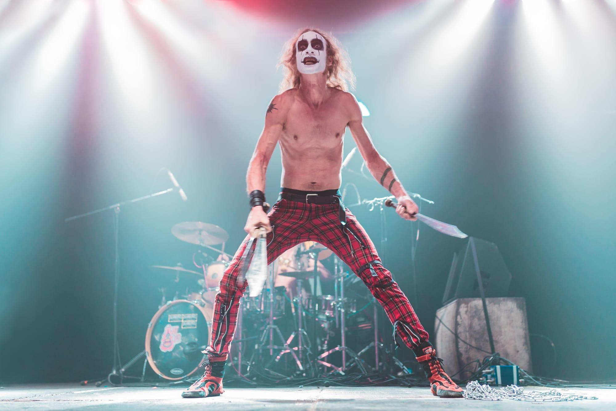 Heavy Metal Pete ©Leora Bermeister