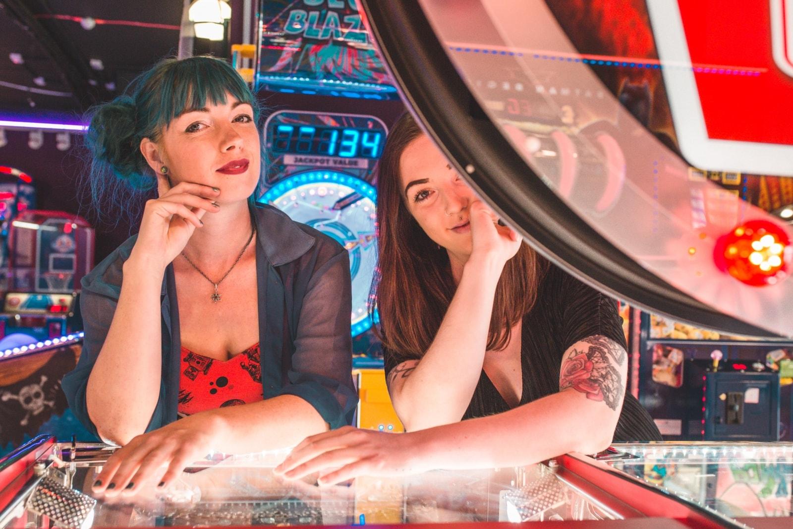 Arcade ©Leora Bermeister
