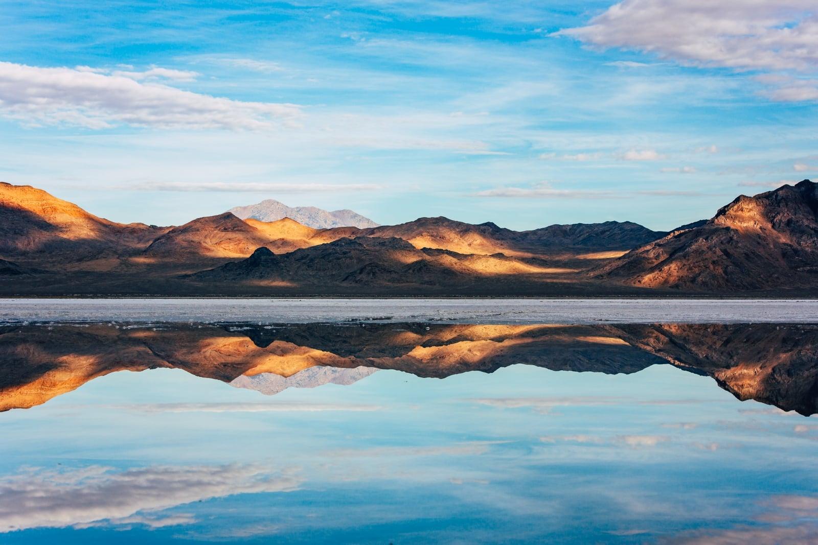 Utah Salt Flats ©Leora Bermeister